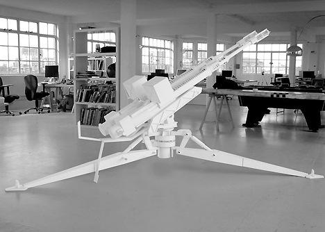 Paper Wars exhibition