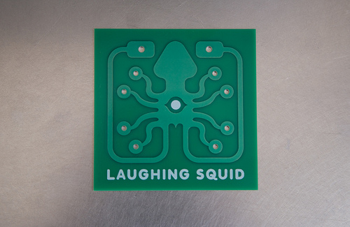 More fun with PCB swag