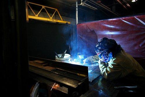 Summer course registration @ The Steel Yard is open