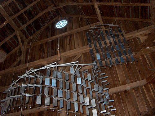 Tim Prentice kinetic sculptures