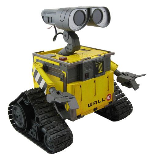 Disney intros new bots @ Maker Faire