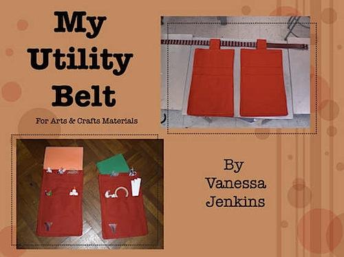Arts & Crafts Utility Belt