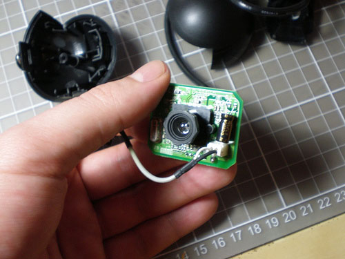 HOW TO – Convert a webcam into a microscope