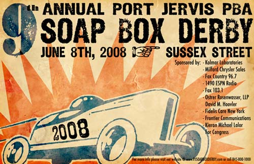 The Port Jervis Soap Box Derby