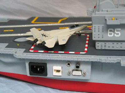 Aircraft carrier PC mod won't make you want to join the military