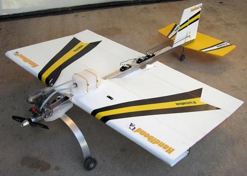 Build a modified SPAD3D plane