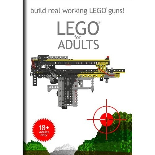 LEGO for adults – make guns with LEGO?