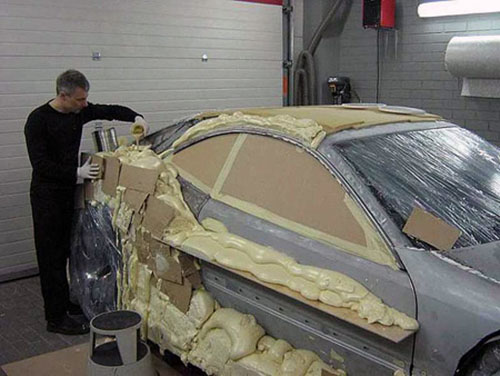 Make your own automotive body panels