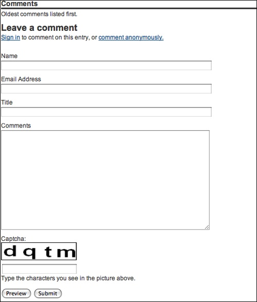 Better CAPTCHA on MAKE