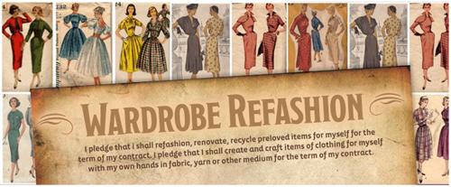 Wardrobe ReFashion, '08
