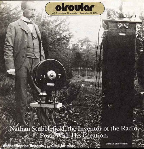 Kentucky melon farmer invented the mobile phone 100 years ago