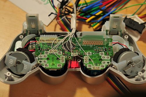 Simulating fatigue on a PSX with Arduino
