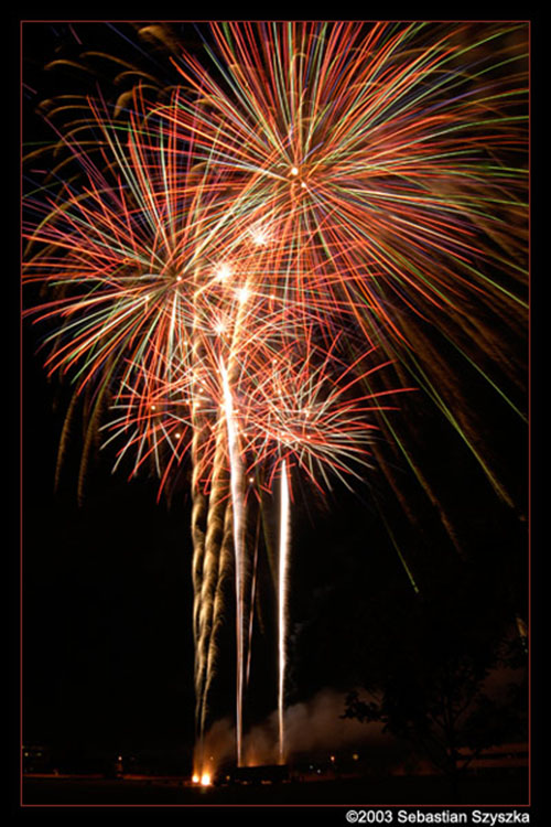How To: Photograph Fireworks