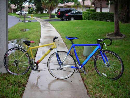 DIY: Simple Tandem Bike