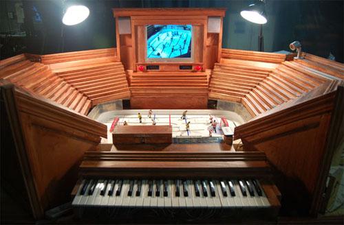 The Hockey Organ