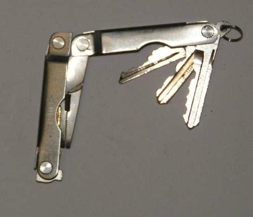 Multitool keys
