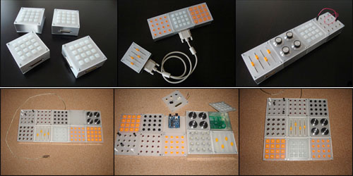 Interchangeable I/O modules