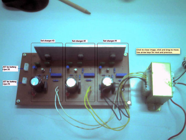 DIY: Lithium Polymer Battery Charger