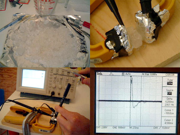 HOW TO – make piezo crystals at home
