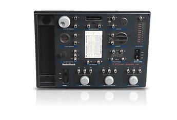 Electronic sensor lab