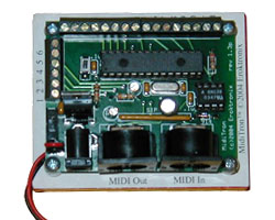 HOW TO – Build a simple MIDI controller
