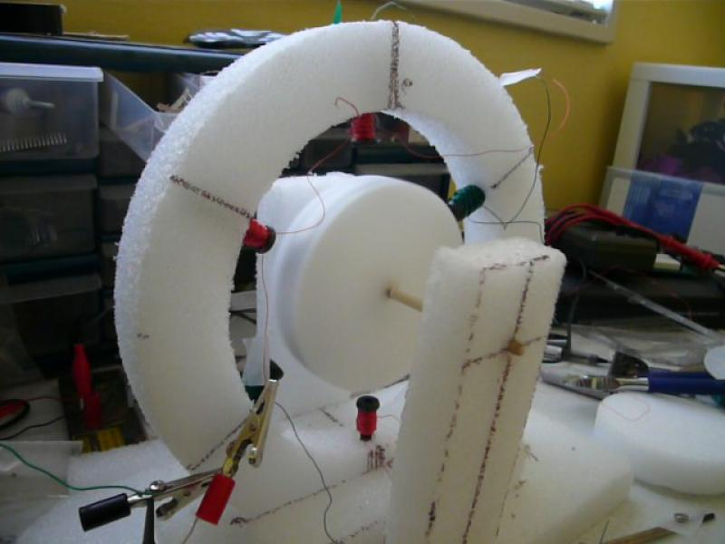 How to: Make an AC Motor / Generator