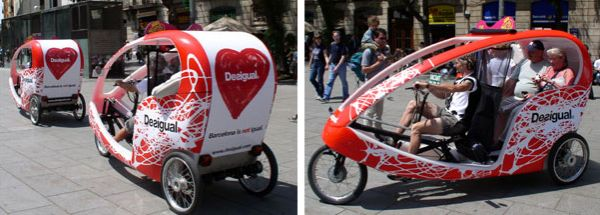 New York's Pedicab Wars