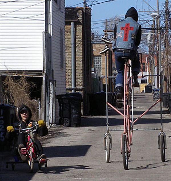 Tall Bike Extravaganza