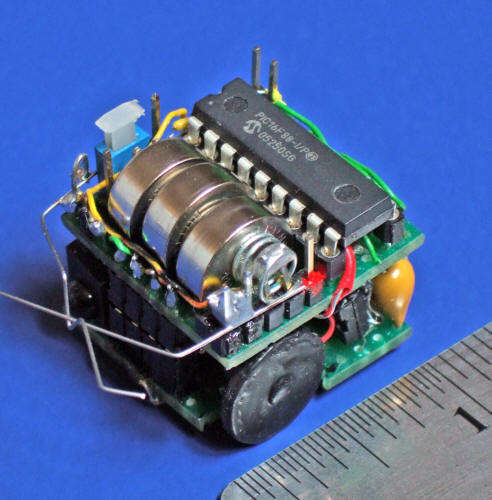 HOW TO – Build micro-bots