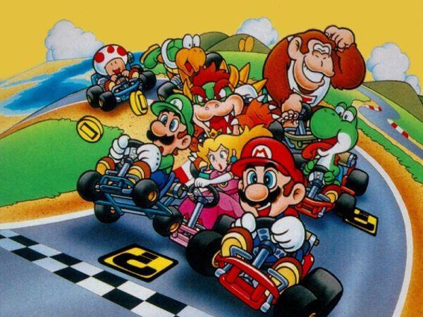 Austin Event: Mario Kart 64 Tournament!