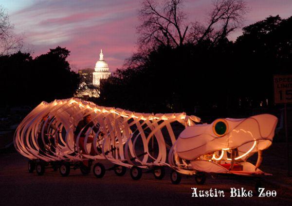 Austin Event: Frankenbike