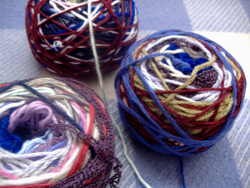 """HOW TO – """"Crazy Yarn"""""""