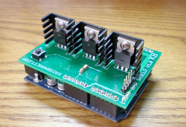HOW TO – design a custom Arduino shield