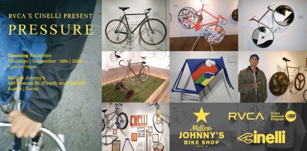 Austin Event: Fancy Bike Art