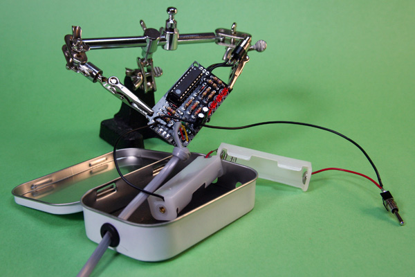 Build: Hacking the Brain Machine