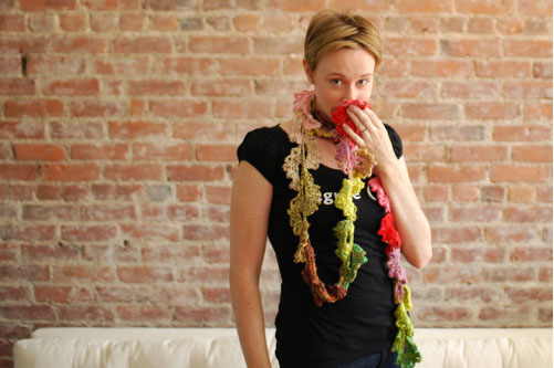 Ravelry's Jessica Marshall Forbes – Etsy's Featured Buyer