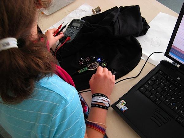 LilyPad Arduino workshop projects