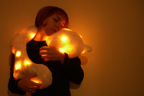 lightMate – huggable lamps