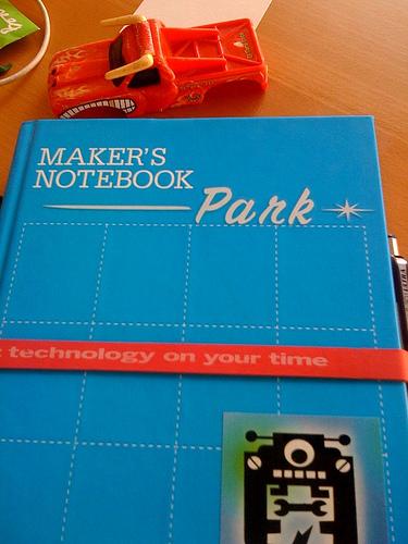 John Park's Maker's Notebook