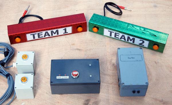 DIY gameshow buzzers ftw!