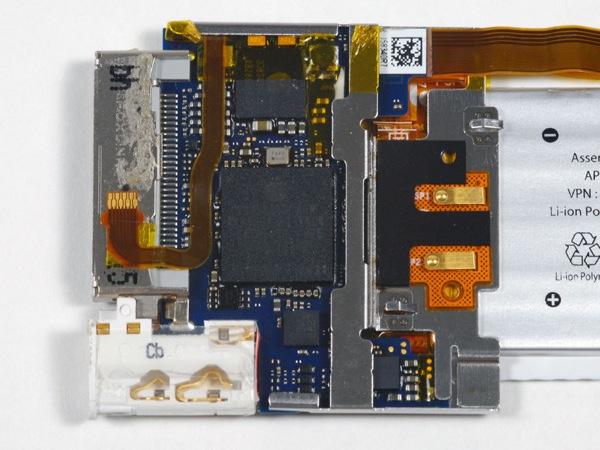 iPod nano 4g take apart guide