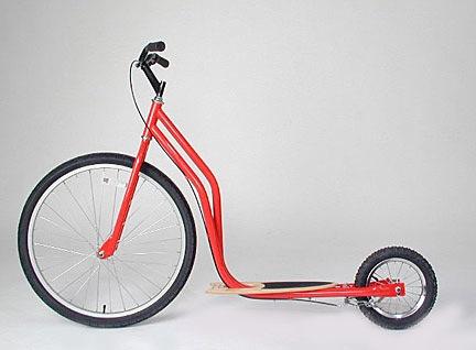 Bounce bike…