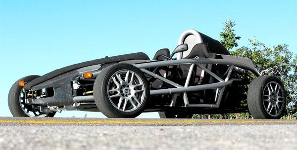 Z59 – Incredible homebuilt car!