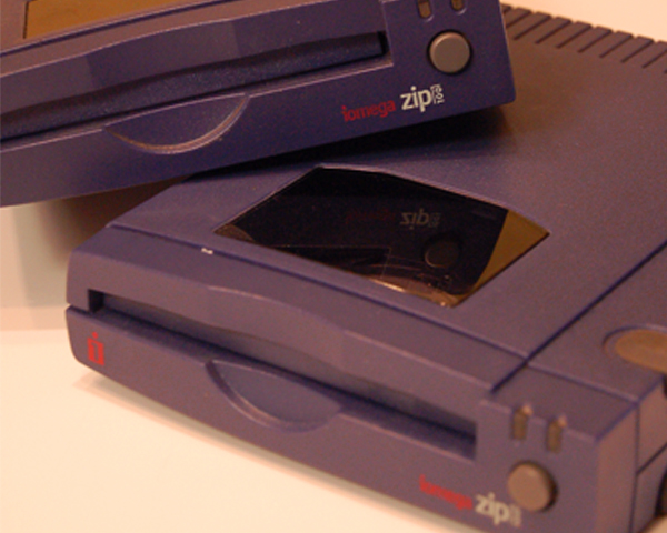 Weekend Project: New Life For Old Zip Drives