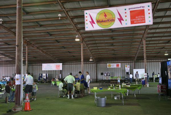 Austin Children's Museum at Maker Faire