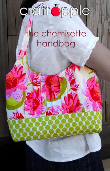 Craft Apple's Chemisette Handbag
