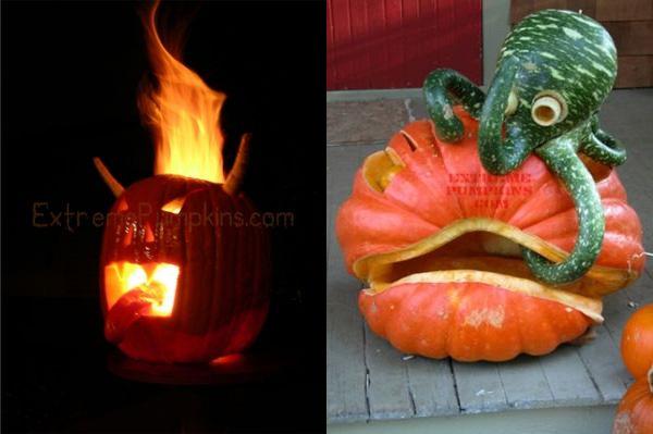 Extreme Pumpkins!