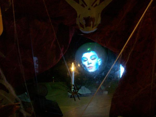 DIY Halloween : Madame Leota