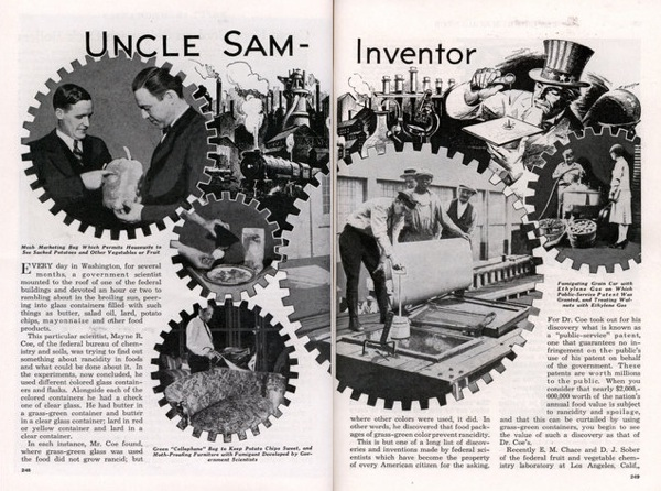 Uncle Sam – The Inventor
