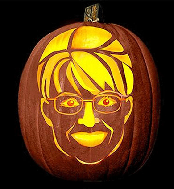 Political pumpkins will scare the kids away even more
